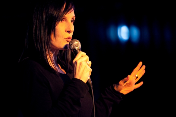 Monique Hurteau Stand Up Comedian