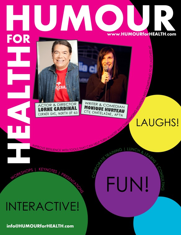 Humour For Health | workshops, keynotes, presentations & more