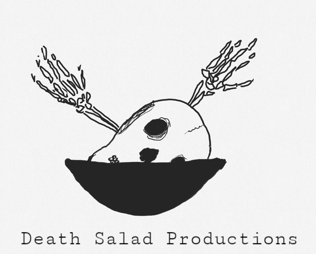 Death Salad Productions logo